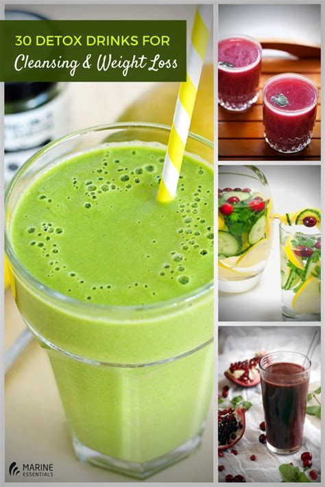 30 Detox Drinks For Cleansing by Check Out These Diy 30 Detox Drinks For Cleansing And