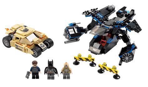 Lego Two Faces Car Part Out Set 6864 lego batman vs bane