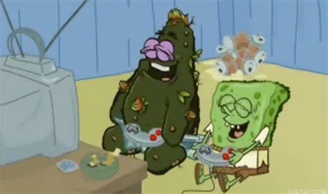 imagenes gif weed spongebob weed pants www imgkid com the image kid has it