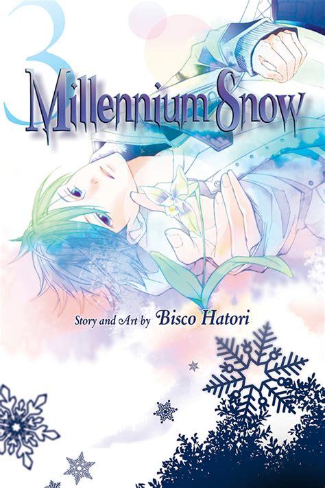 millennium snow comic review millennium snow vols 1 3 nerdspan