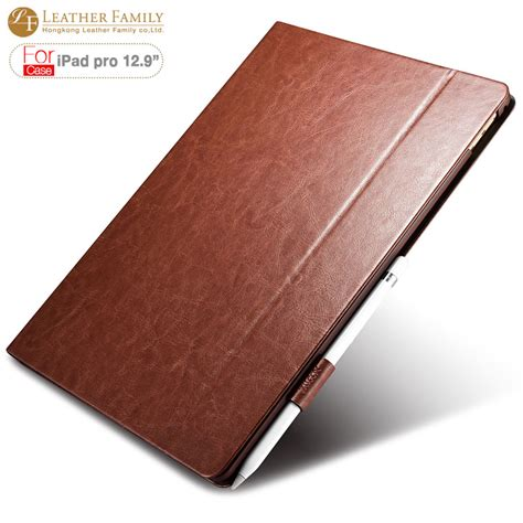 Folio Cover For Pro2 9 7inch Coklat for pro 12 9 inch vintage pu leather protective