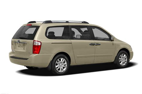 Kia Minivan Price 2011 Kia Sedona Price Photos Reviews Features