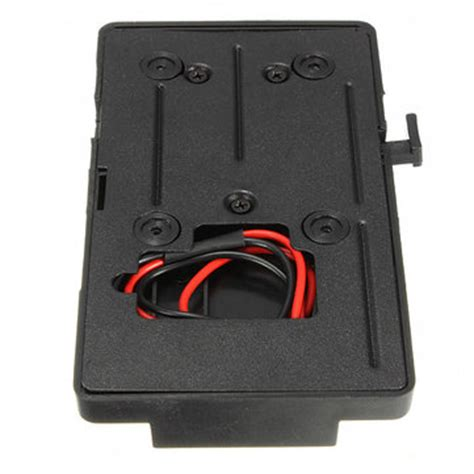 battery  pack plate adapter  sony  mount  shoe