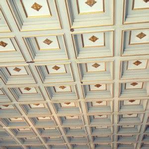 soffitto a cassettoni in gesso cartongesso curiosit 224 e lavori materiale