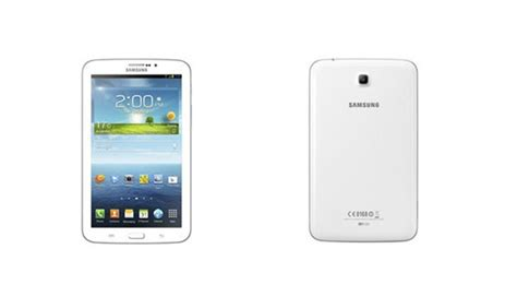 Samsung Tab 3 Yang 7 Inchi samsung announces galaxy tab 3 7 inch johnston