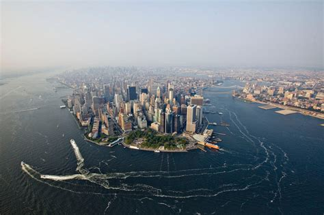 new york desde el nueva york desde el aire mundo flaneur