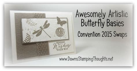 card basics awesomely artistic butterfly basics card for