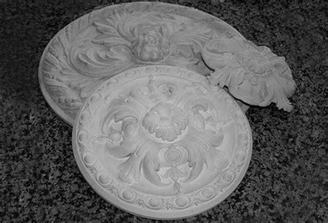 rosoni in gesso per soffitti rosone per soffitto rosoni