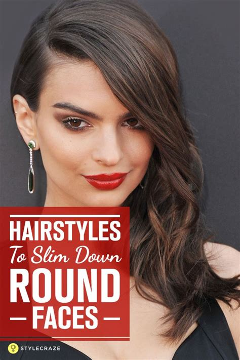 Best Hairstyles To Slim The by 25 Best Ideas About Hairstyles On