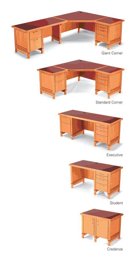 Woodworking Plans Office Desk