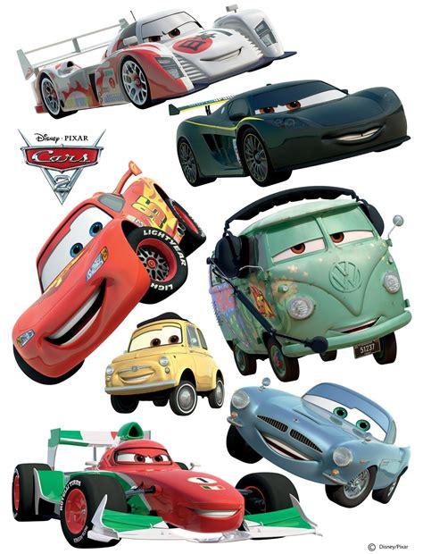Wandtattoo Kinderzimmer Cars by Disney Sticker Wandsticker Cars Lightning Mcqueen 65x85cm