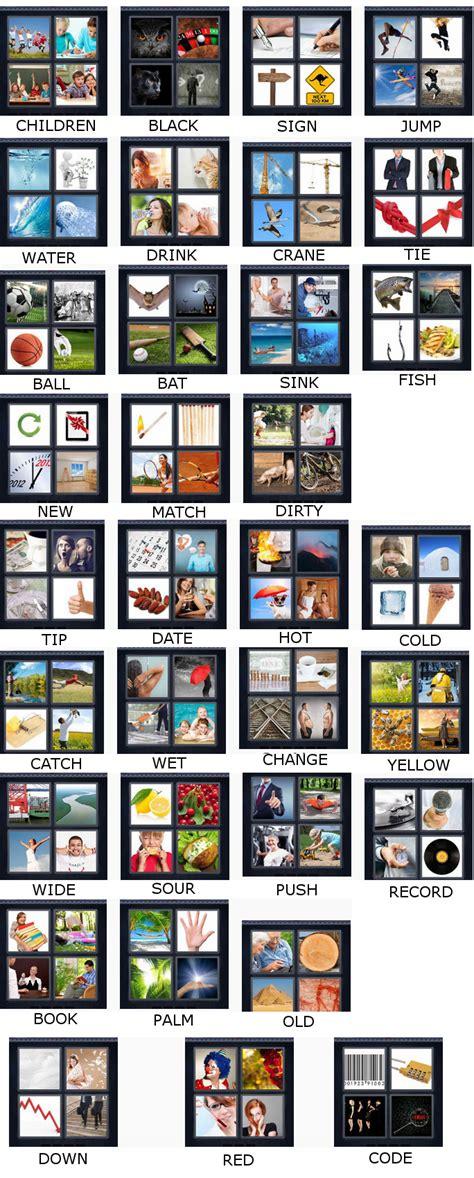 4 immagini e 1 parola soluzioni 8 lettere tutte le soluzioni di whats the word 4 pics 1 word