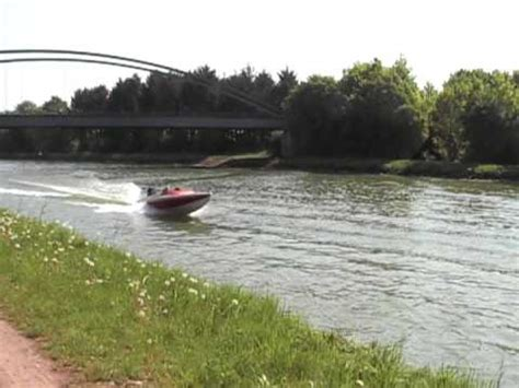 speedboot phantom phantom 18 power boat speedboot tohatsu 140 ps youtube
