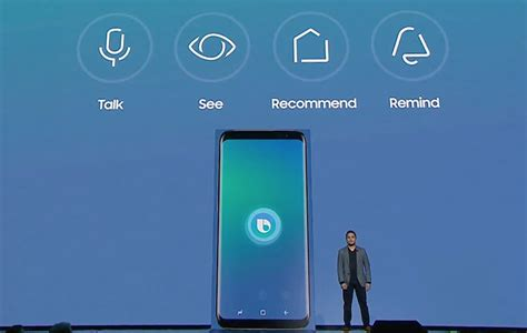 Samsung Bixby by Samsung Bills Bixby As More Than A Voice Assistant Pocketnow