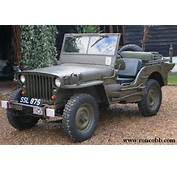 Hotchkiss Jeep M201 1961 This Is The Willys War Time Mb Built