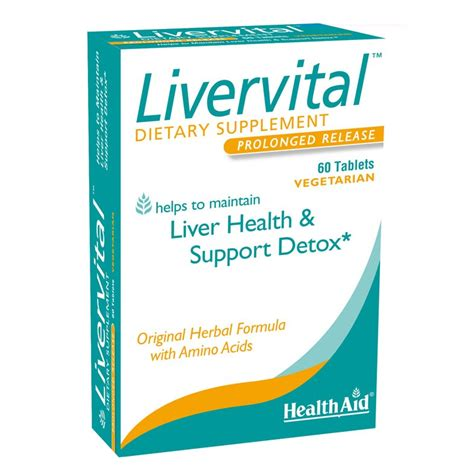 Ginseng Liver Detox by Livervital All Products