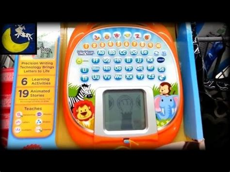 vtech write and learn quick snippet review vtech write learn touch tablet