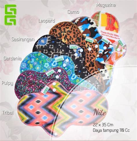 Gg Menspad Day gg menstrual pad grosir retail clodi