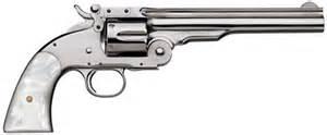 Finish 38 special 1875 no 3 top break 2nd model schofield revolver