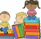 Kids Book Clip Art