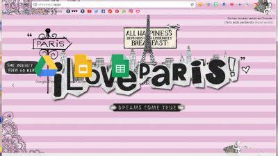 theme chrome paris paris chrome themes themebeta