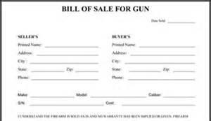 bill of sale vehicle template gun bill of sale general bill of sale rv