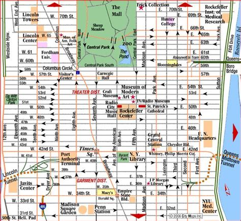 bead district nyc manhattan maps and map of manhattan on