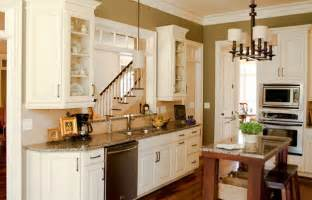 Kitchen Colors With Cream Cabinets by Foundation Dezin Amp Decor Colors For Kitchen