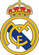 Real Madrid Soccer Team Logo