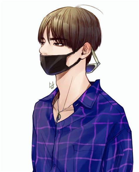 V Anime Bts by Bts V Bts V Taehyung 김태형 Tae Hyung V