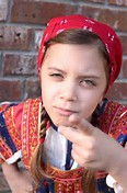 MOMENTS THAT LAST: Little Russian Girl