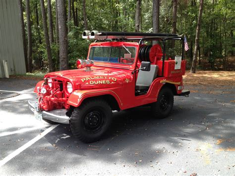 jeep fire truck 1953 m38a1 fire nashua nh2
