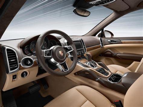 2017 Porsche Cayenne Release Date Interior Specs