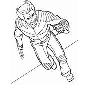 Superhero Coloring Pages Printable