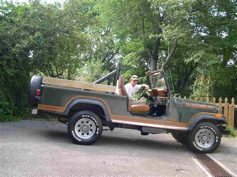 jeep scrambler 1982 1982 jeep scrambler information and photos momentcar