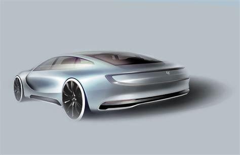 Eco Light In Car by Leeco Unveils Lesee Autonomous Electric Car Concept Big
