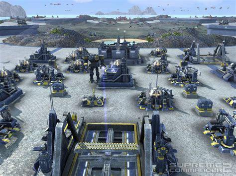 supreme commander 2 supreme commander 2 обзор игры скриншоты