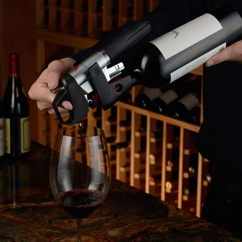 Coravin Wine System   Pour Wine Without Uncorking the Bottle   So That's Cool