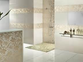 luxury bathroom tiles ideas bathroom remodeling luxury glass tile flower pattern for