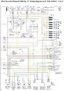 1994 chevrolet up k3500 wiring diagrams wiring diagrams center