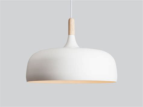 uk lights buy the northern acorn pendant light white at nest co uk