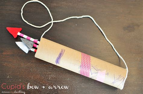 bow and arrow craft for cupid s bow and arrow craft