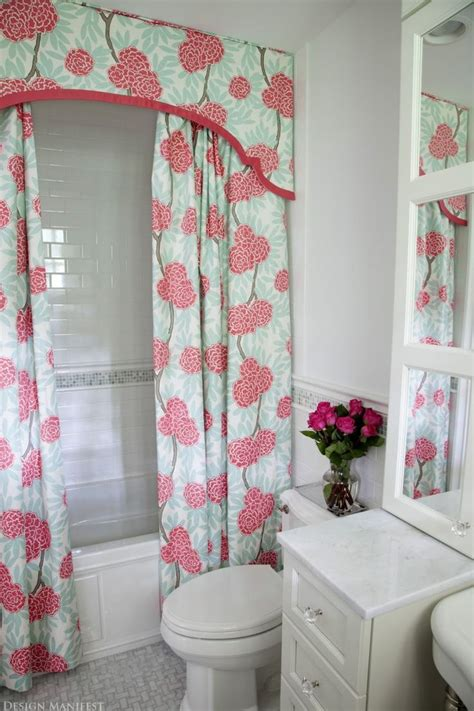 odd shower curtains 1000 ideas about pink shower curtains on pinterest
