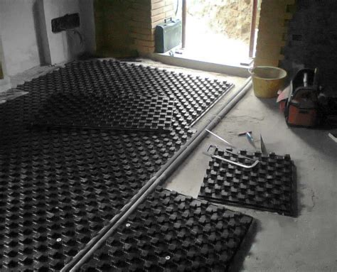 manutenzione riscaldamento a pavimento posa impianto a pavimento