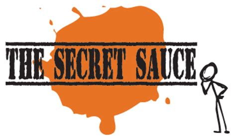 secret sauce secret sauce the narrow passage