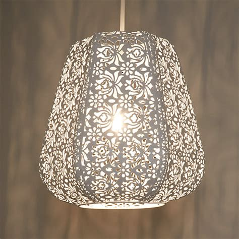 Bedroom Ceiling Light Shades Buy Lewis Easy To Fit Rosanna Ceiling Pendant Shade Lewis