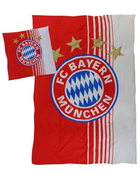 Fc Bayern Bettwäsche 2455 by Fc Bayern Bettw 228 Sche Fc Bayern M Nchen Bettw Sche G Nstig