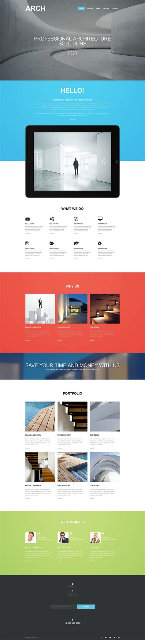 muse themes templates template 52533 ensegna themes