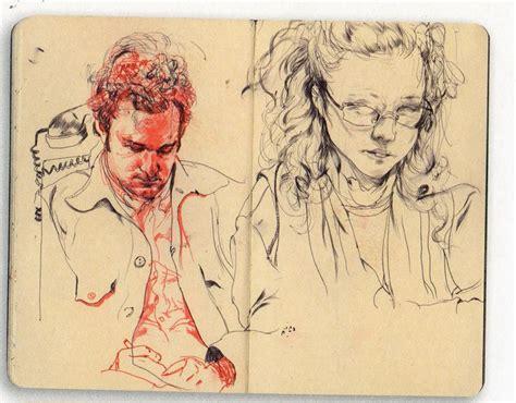 sketchbook jean 17 best images about sketchbooks on behance