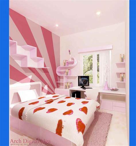 contoh desain kamar minimalis remaja
